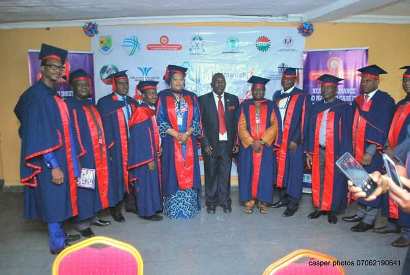Fellows of the Nigerian Optometric Association
