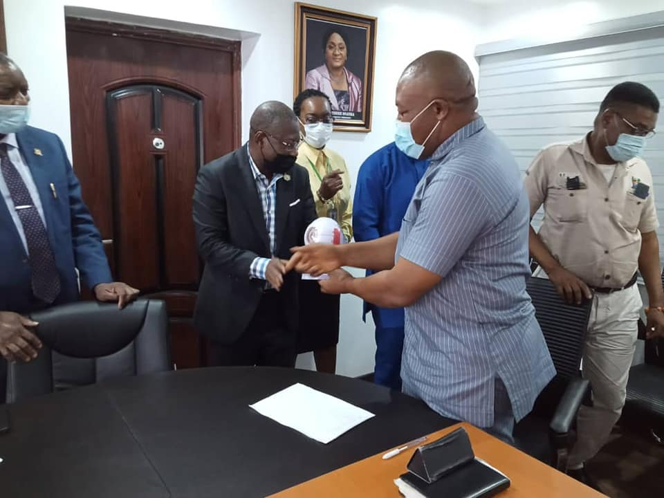 NOA Collaborates with AOPHCN & ODORBN on Advocacy Visit to Lagos HSC