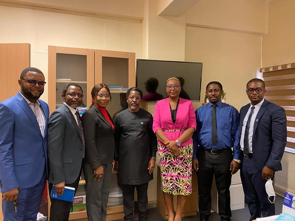 NOA Pays Courtesy Call on the Honorable Minister for Health