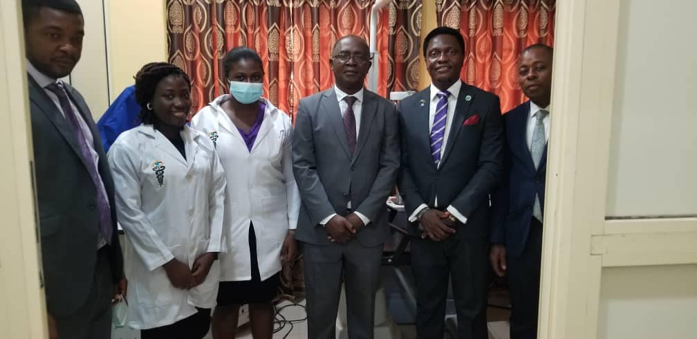 NOA NEC Calls for Accreditation of Unilorin Optometry Programme